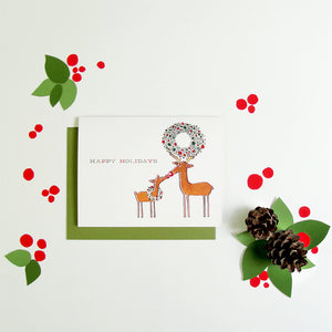 Deer Holiday