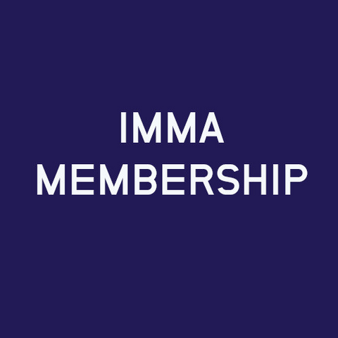 IMMA Membership - Supporter €150