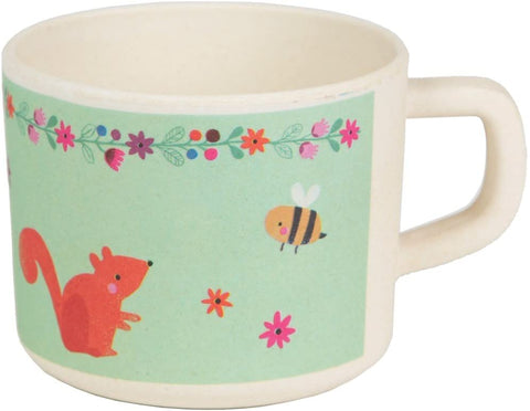 Woodland Friends Bamboo Kids Mug