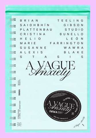 A Vague Anxiety Catalogue