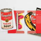 Andy Warhol Greeting card pack