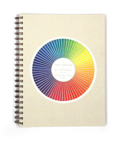 Color A Sketchbook and Guide
