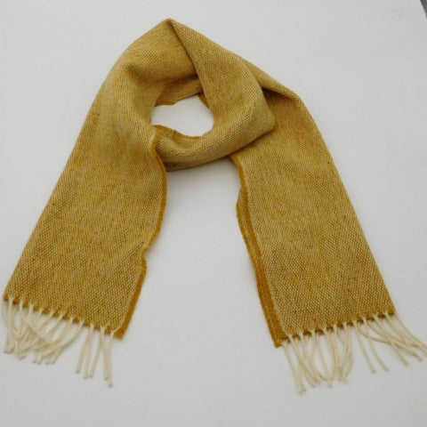 McNutt Lambswool Donegal Tweed Scarf and Tube