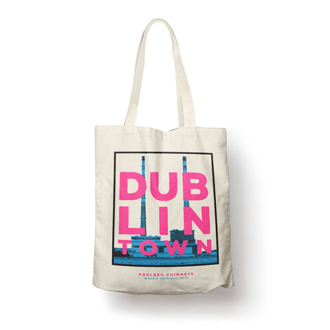Dublin Poolbeg Tote Bag (Jando)