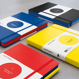 Bauhaus 100 Years Limited Edition Notebook - Red