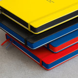 Bauhaus 100 years Limited Edition Notebook - Yellow
