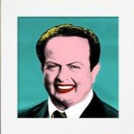 Marty Morrissey Warhol Print