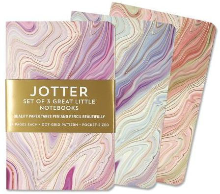 Agate Jotter Notebooks
