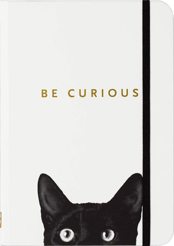 Curious Cat Small Journal