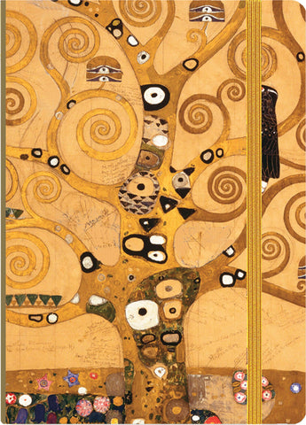 Tree of Life Klimt Small Journal