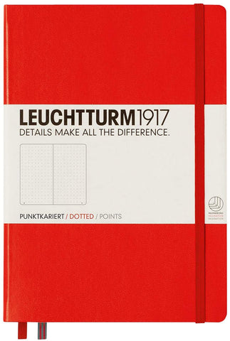 LT1917 Notebook Medium (A5), Red