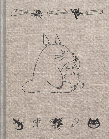My Neighbour Totoro Sketchbook