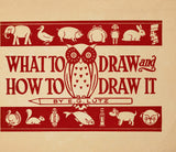 What to Draw and How to Draw it by E. G. Lutz