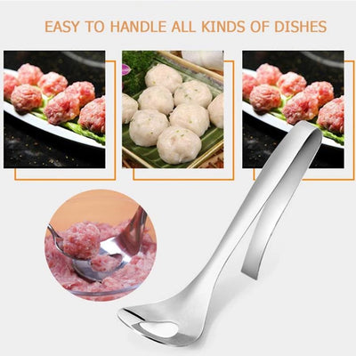 Stainless Steel Non-Stick Meatball Spoon Maker