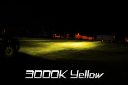 3000K (Yellow Color) HID Kit