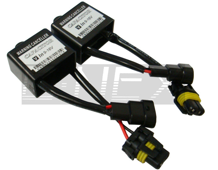HID Kit Computer Warning Canceller Error Code Eliminator & Anti Flicker (1 Pair)