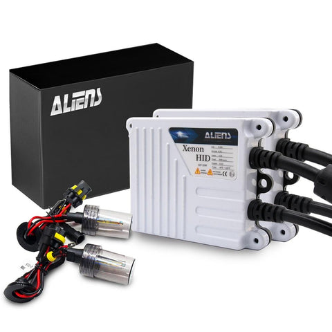 Aliens ONEX 55W 5202/9009/H16 HID XENON Headlight Conversion Kit