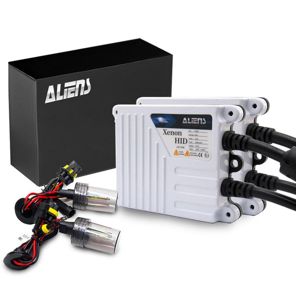 Aliens ONEX 55W 9006/HB4 HID XENON Headlight Conversion Kit