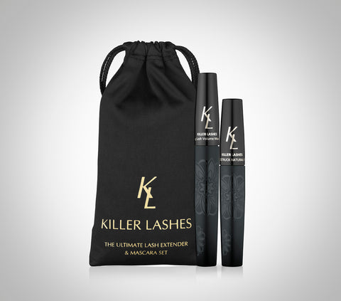 KILLER LASHES! MOODSTRUCK 3D BLACK - LIMITED EDITION! - The ULTIMATE Fiber Lash Extender + Mascara
