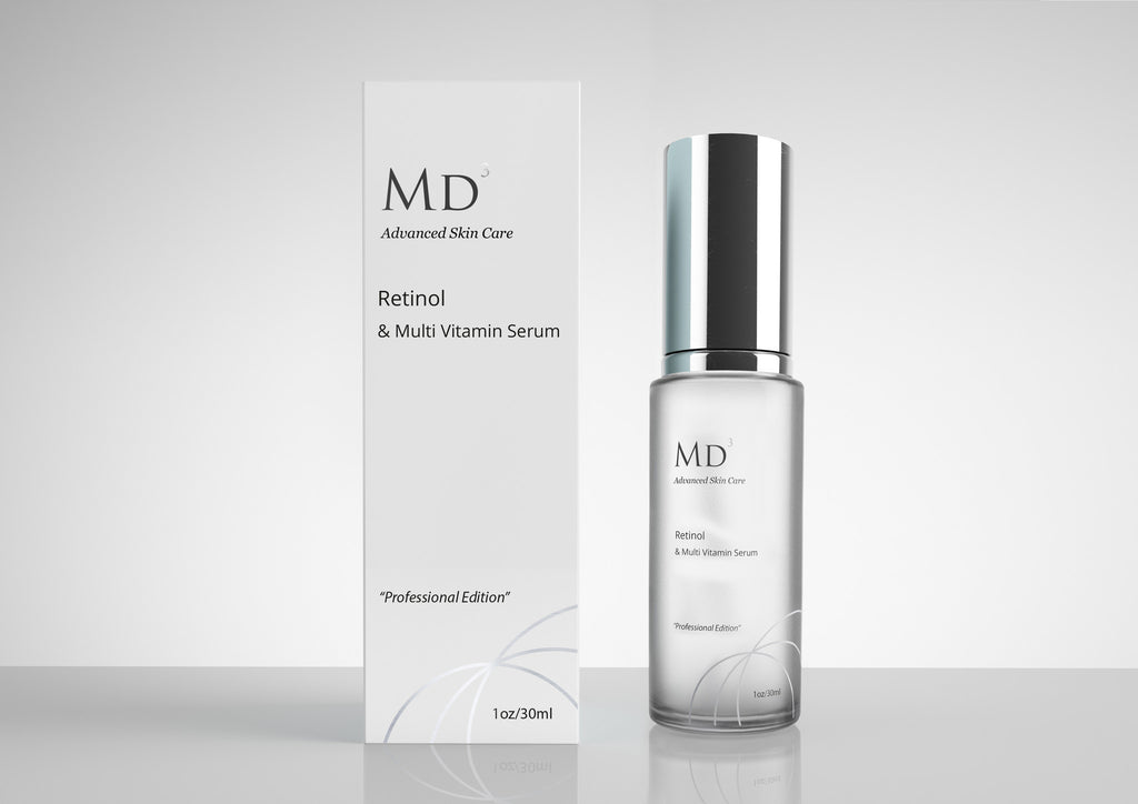 2% RETINOL SERUM WITH VITAMINS