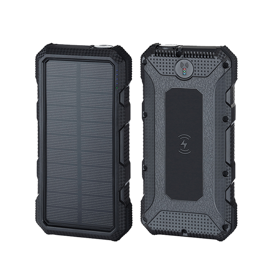 20,000 mAH BackUP Solar Bank