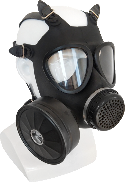 The Patriot M54 Gas Mask
