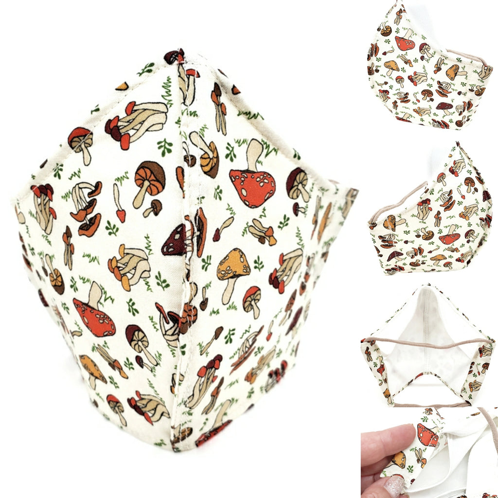 Fabric Face Covers