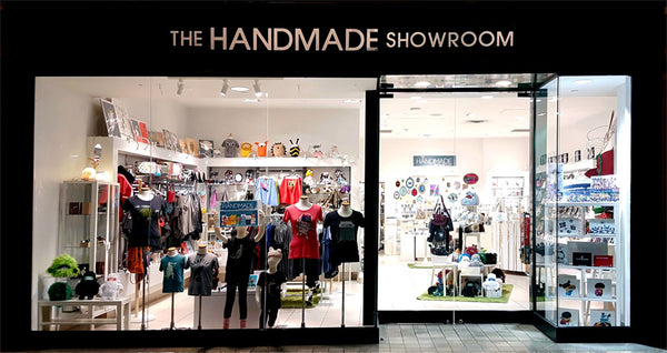 The Handmade Showroom 2nd Floor at Pacific Place February 2019