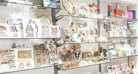 Card and Gift Ideas at The Handmade Showroom