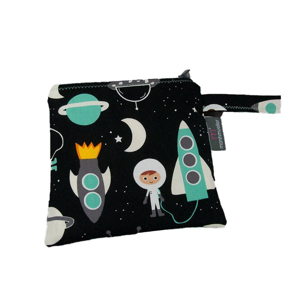 Reusable Sandwich Bag - Space Explorers by MarshMueller