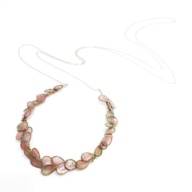 Necklace - Cherry Blossom Blush by Verso