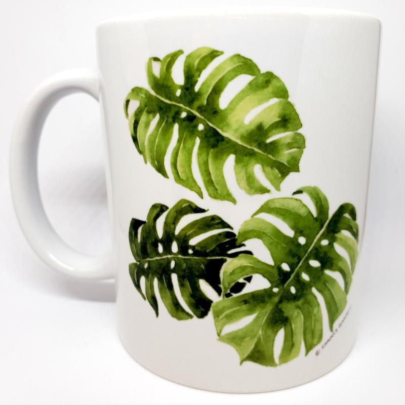 Mug - Monstera by Chavah's Garden