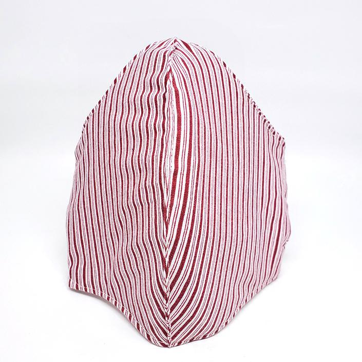 Large - Candy Stripes Red by imakecutestuff