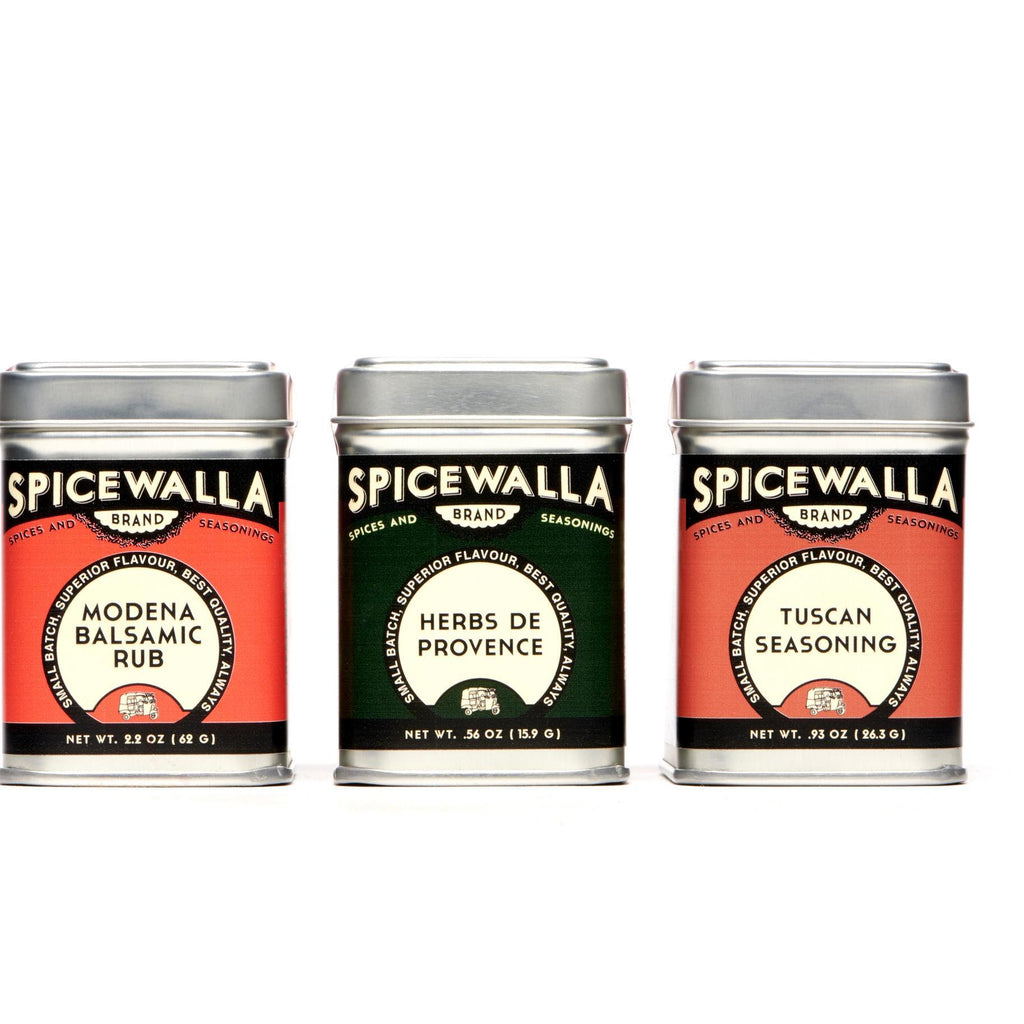 3 Pack - Mediterranean Collection Small Tins by Spicewalla