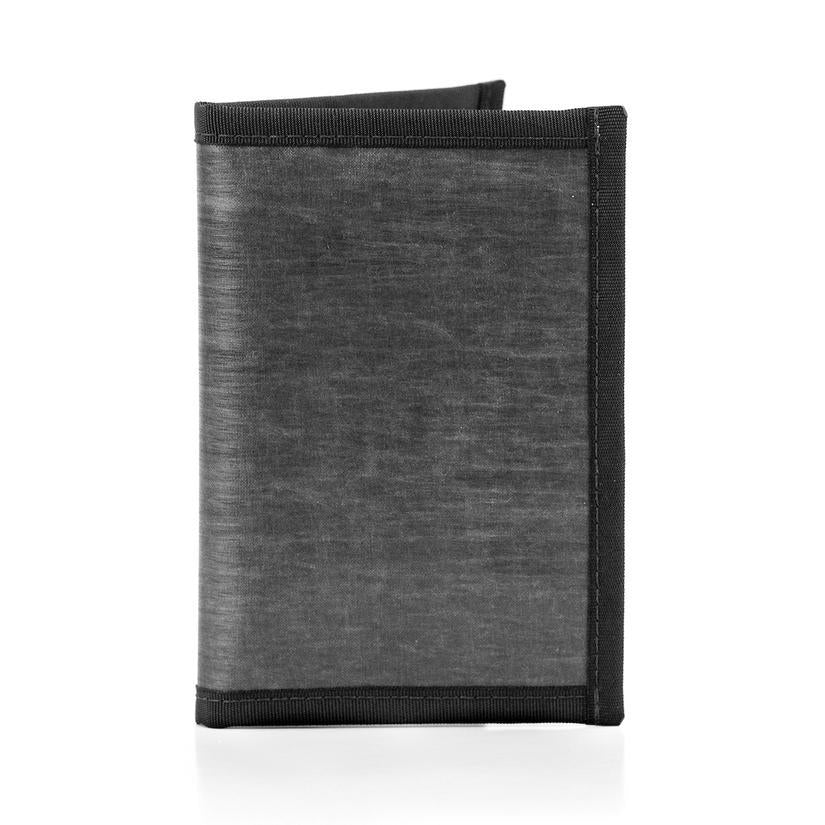 Passport Holder - RFID Blocking Navigator Graphite by Flowfold