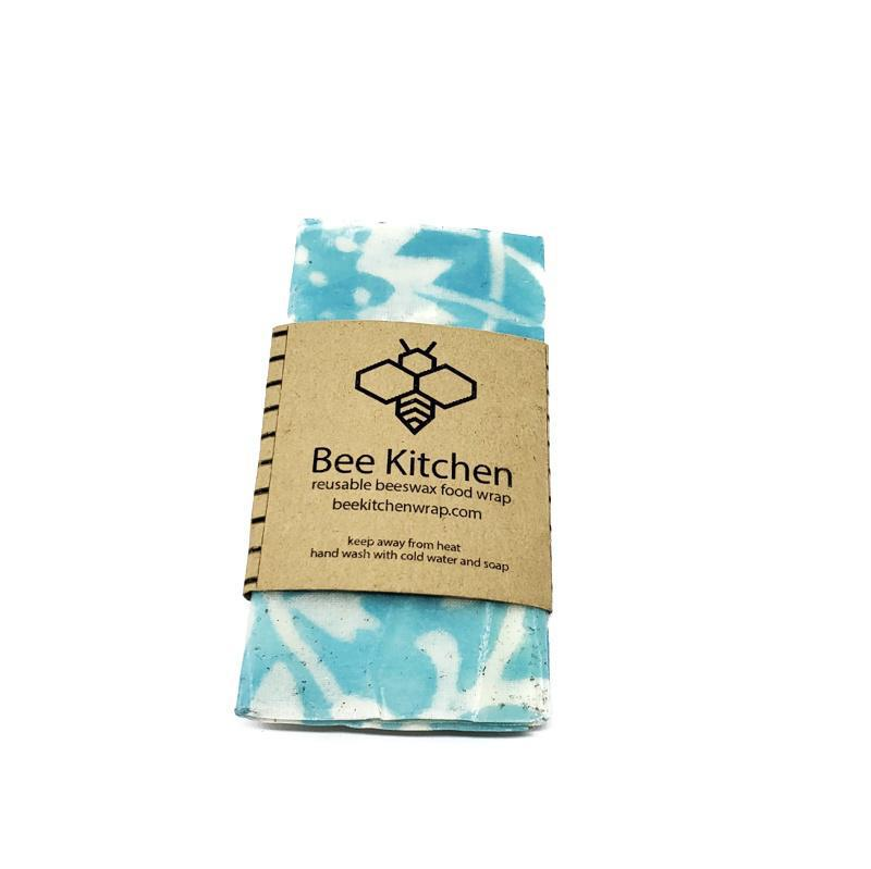 Wraps - Small 6x6 Beeswax Wrap (Assorted Colors) by Bee Kitchen