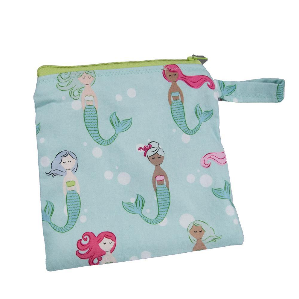 Reusable Sandwich Bag - Mermaids by MarshMueller