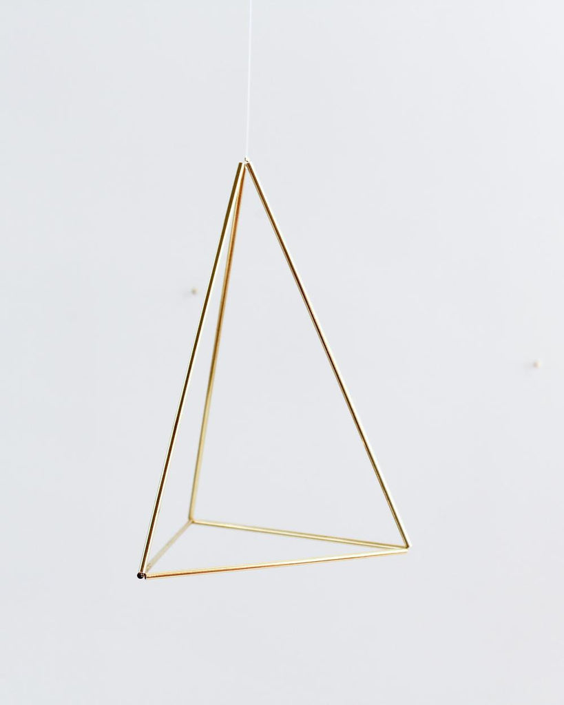 Home Decor - The Prism Hanging Himmeli by Hemleva