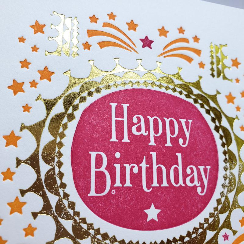 Card - Birthday - You're Brilliant Birthday by Ilee Papergoods