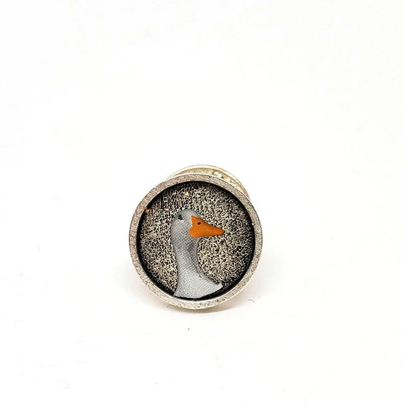 Lapel Pin - Duck Duck Goose by XV Studios