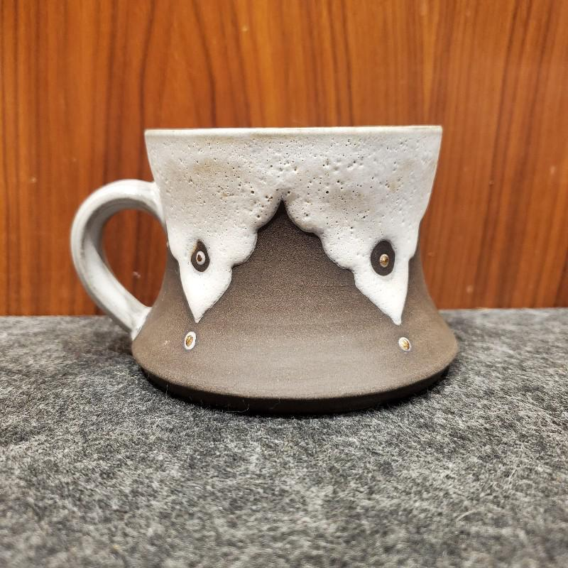 Cup - Espresso II 8oz by Victoria Smith Ceramics