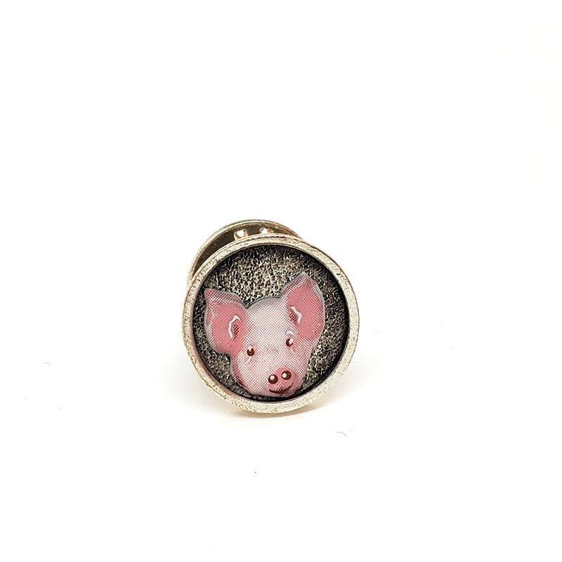 Lapel Pin - Pig by XV Studios