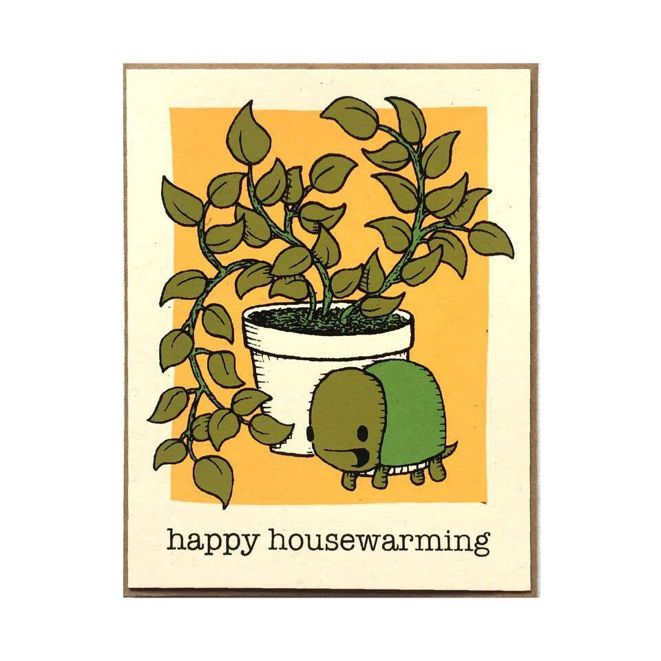 Card - Happy Housewarming by Everyday Balloons Print Shop