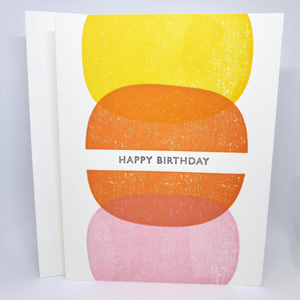 Card - Birthday - Candies Happy Birthday by Ilee Papergoods