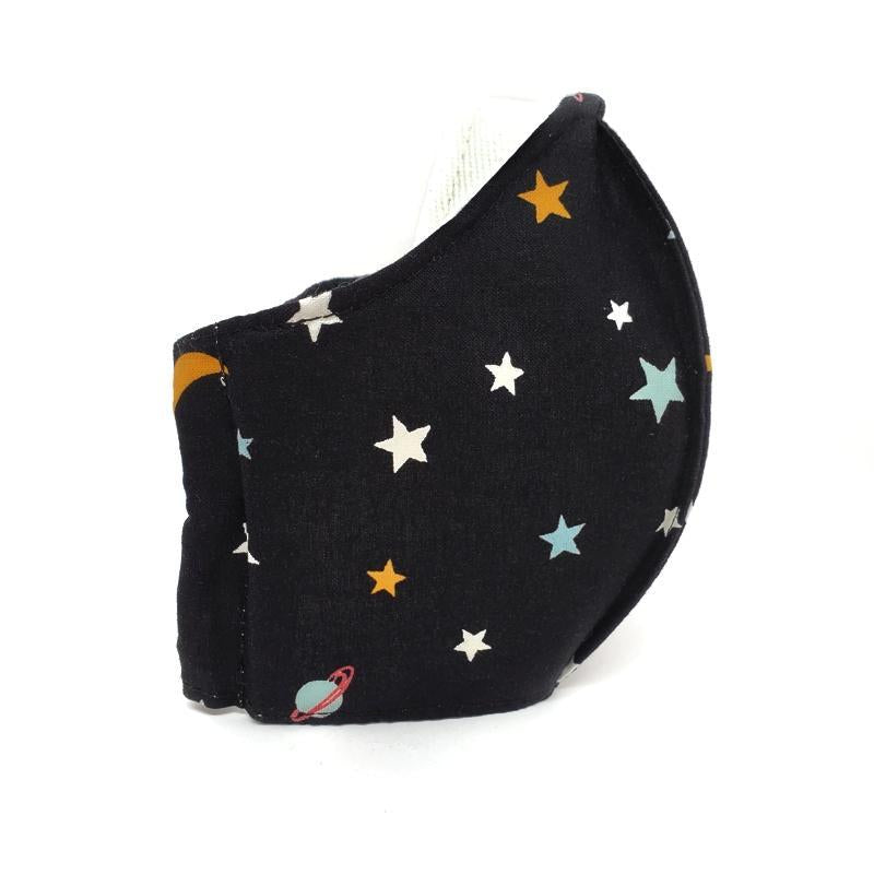 Small - Planets and Stars Glow in the Dark(!) with White Lining by imakecutestuff
