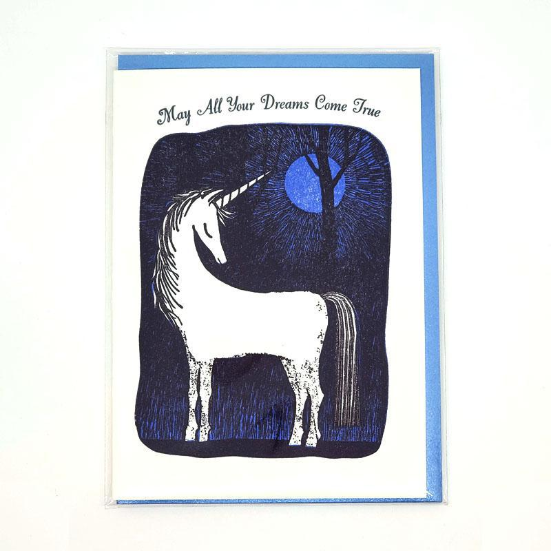 Card - Love & Friends - Unicorn Dreams by Ilee Papergoods
