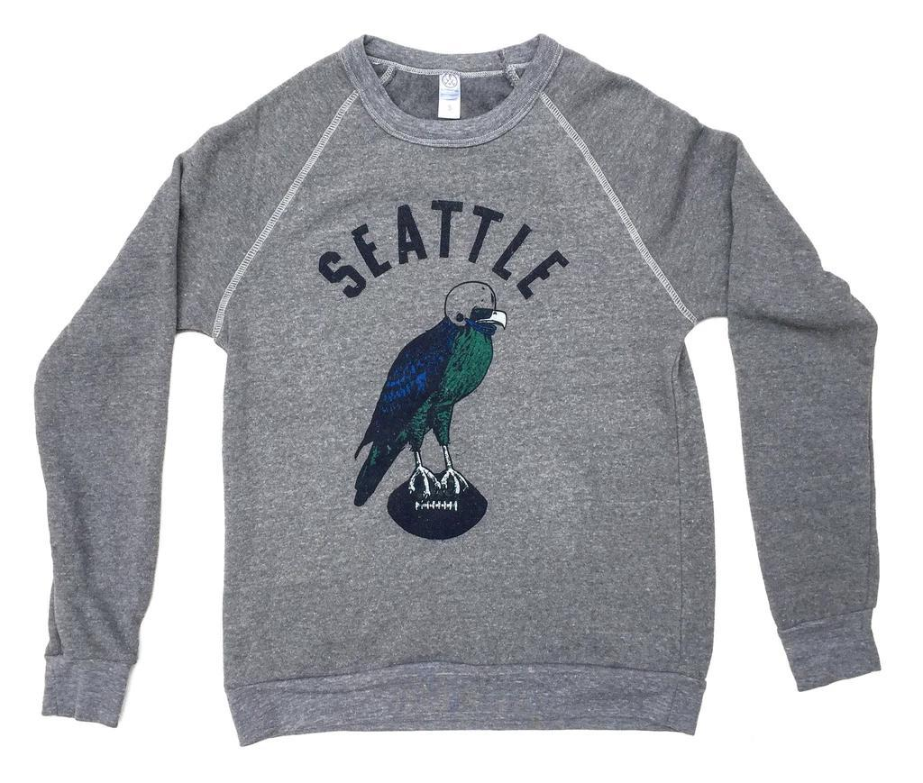 Adult Sweatshirt - Seabird by Factory 43
