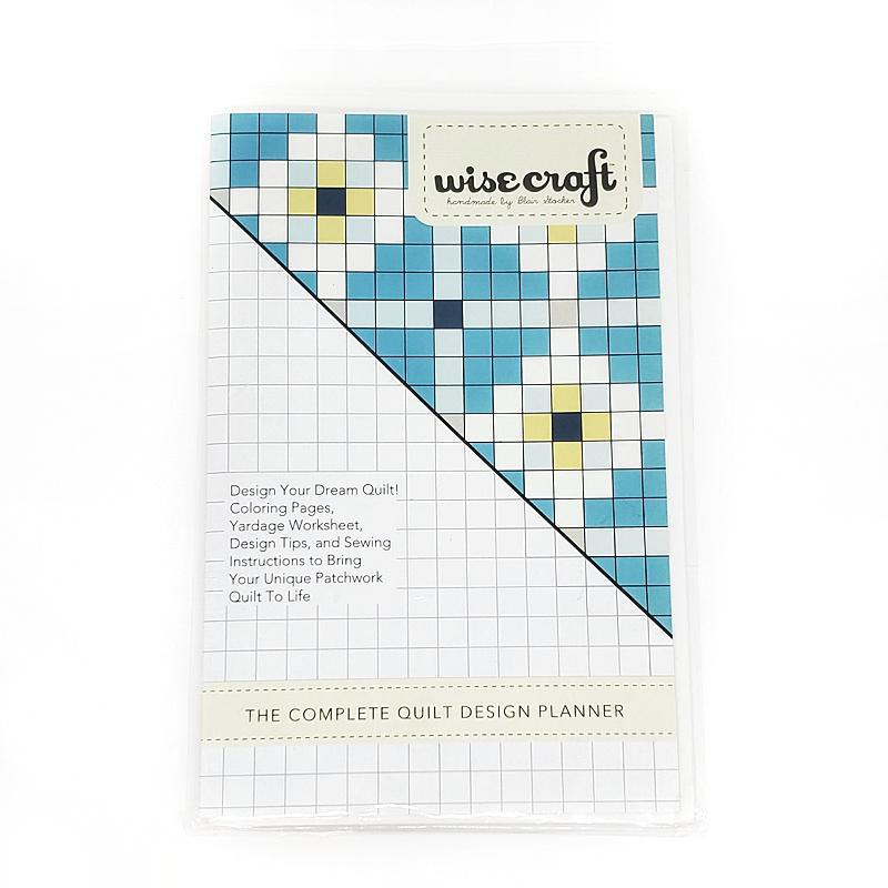 Pattern - The Complete Quilt Design Planner by Wise Craft