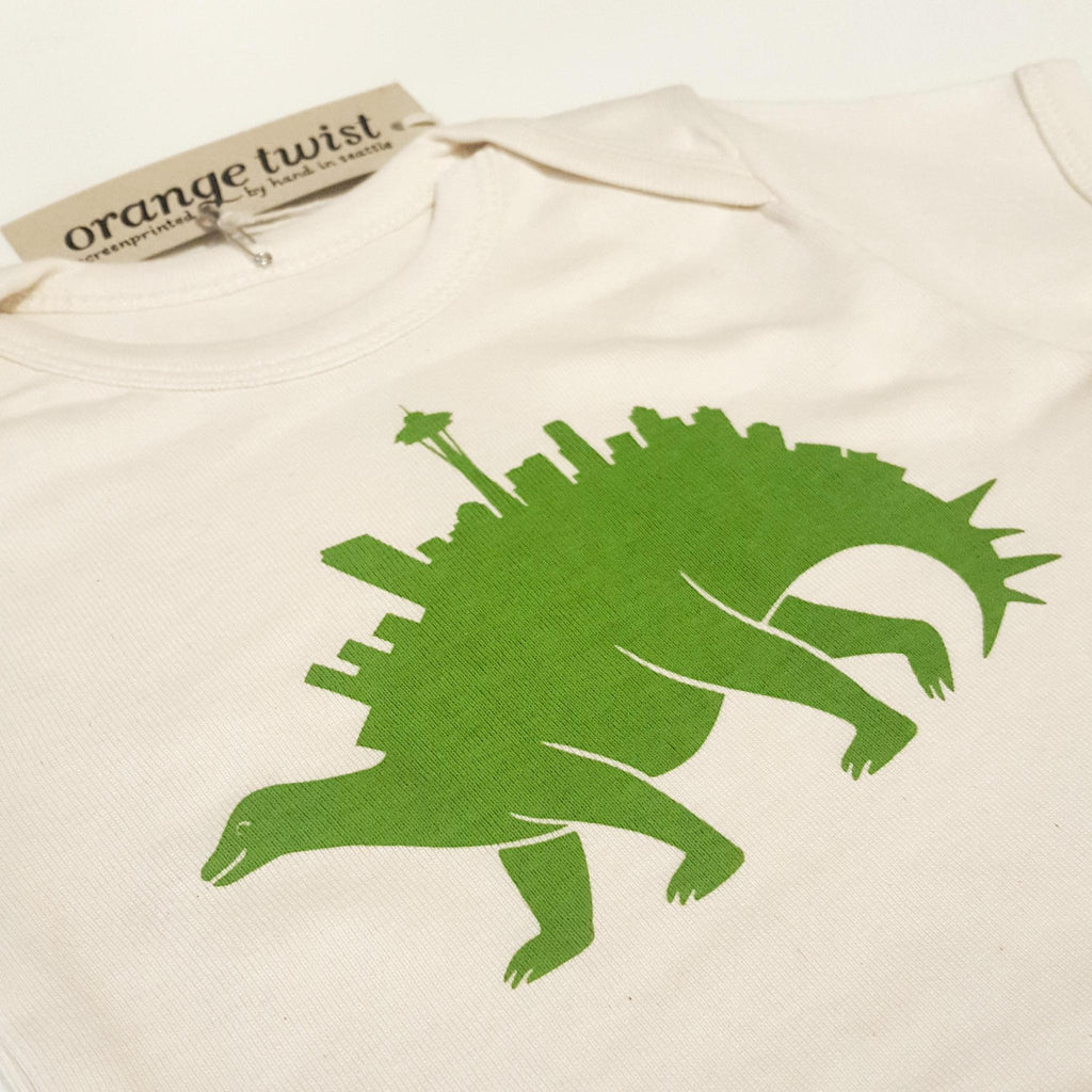 Kids Tee - Seattlesaurus by Orange Twist