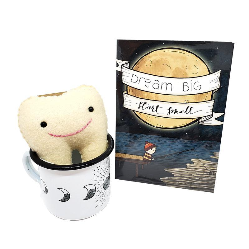 Gift Bundle - Dream Big featuring Red Umbrella and Shweet Shtuf